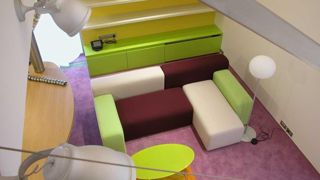 Moscatelli Bruno furniture Mosca